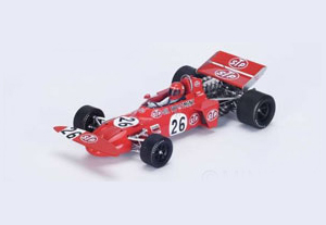 スパーク 1/18 マーチ 711 N.ラウダ1971年オーストラリアGP No.26