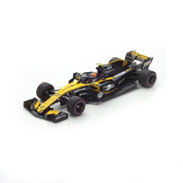 スパーク 1/18 ルノー F1 Team R.S.18 C.サインツJr 2018年オーストラリアGP No.55