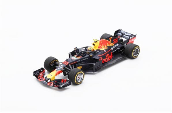 スパーク 1/18 レッドブルRB14 M.フェルスタッペン2018年オーストリアGP優勝 No.33