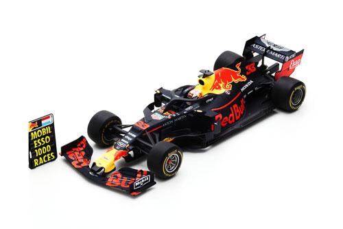 【再入荷】スパーク 1/18  レッドブル RB15 M.フェルスタッペン 2019年中国GP No.33