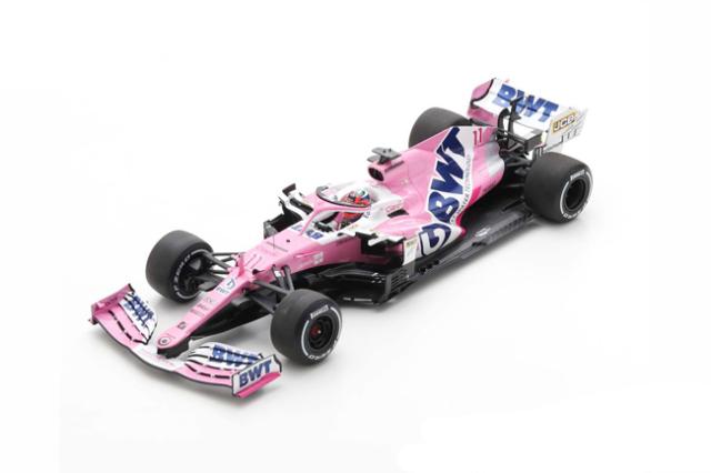 【2021年4月発売予定ご予約商品】スパーク 18S564 1/18 レーシングポイント RP20 S.ペレス 2020年サヒールGP優勝 With Pit Board No.11