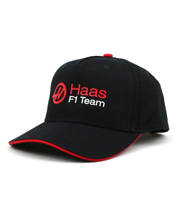 ハースF1チーム 2018 チームキャップ