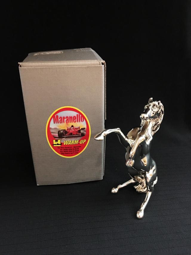 マラネロ ウォームアップ プラッシングホース オブジェ(中) ART Be イタリア製 ※サイズ:高さ15cm