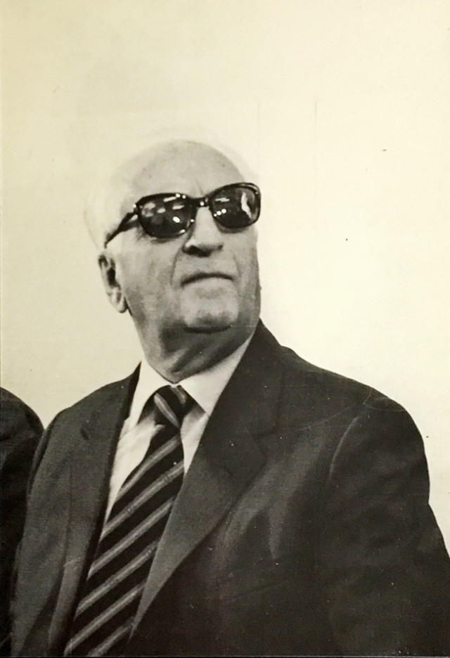 Enzo Ferrari(エンツォ・フェラーリ)限定フォトポストカード(B)