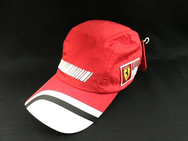 フェラーリ(FERRARI F1) F1パドッククラブ ゲスト用 バーコードキャップ