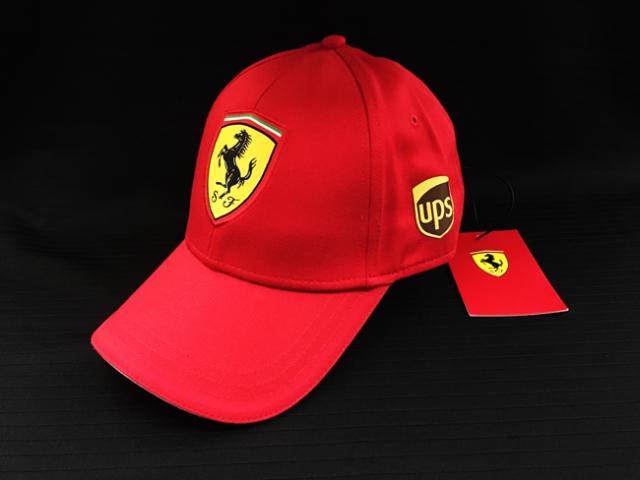 フェラーリ(FERRARI F1) F1パドッククラブ UPSゲスト用SFキャップ