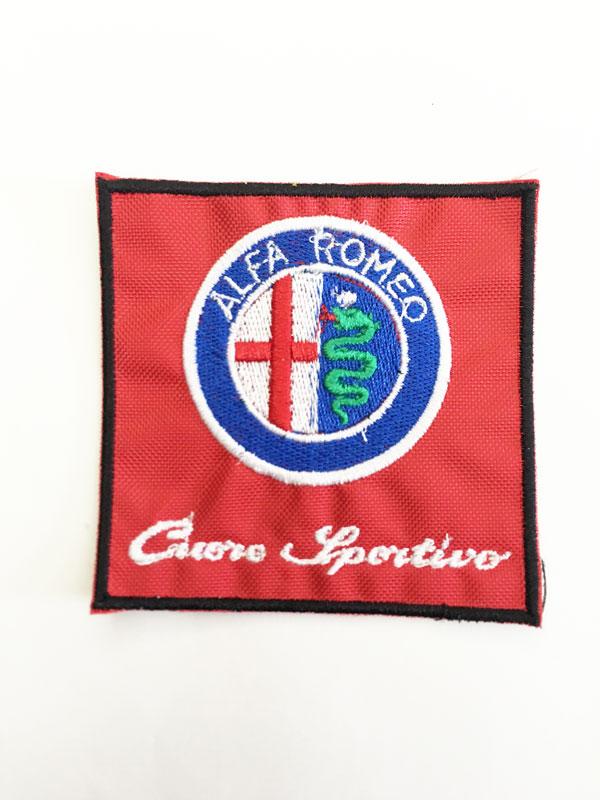 Alfa Romeo(アルファロメオ レーシング) ワッペン