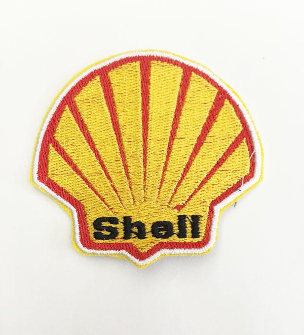 Shell(シェル)ワッペン