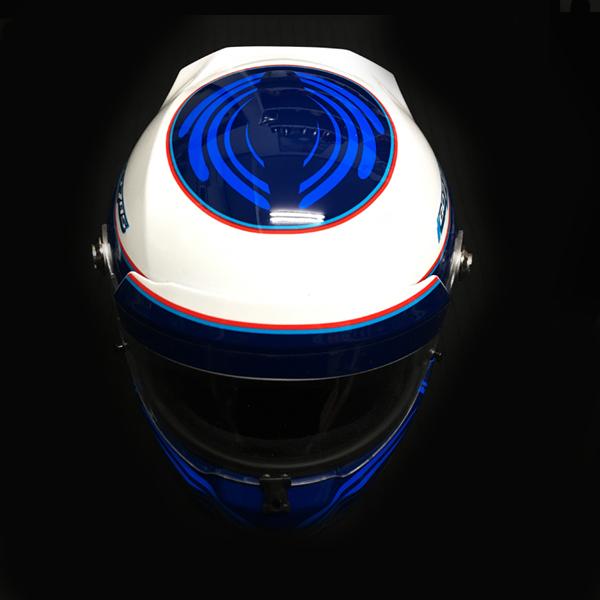 Fスティーロ 2016 V.ボッタス 1/2 ヘルメット