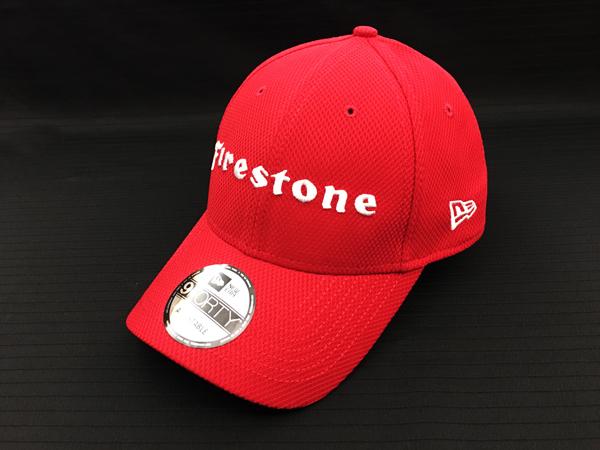 【並行輸入品】2017 インディ ファイアストン ウィナーキャップ(Firestone 9FORTY New Era)
