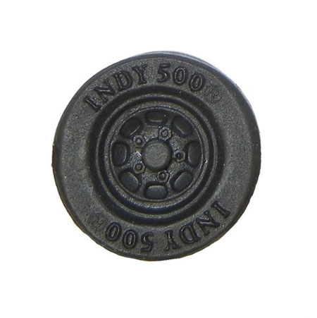 【並行輸入品】インディ500 公式タイヤ消しゴム