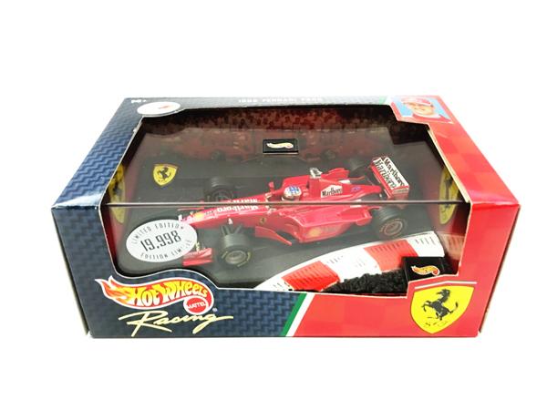 マテル 1/43 フェラーリ F300 1998 シューマッハ 当店オリジナルタバコロゴモデル