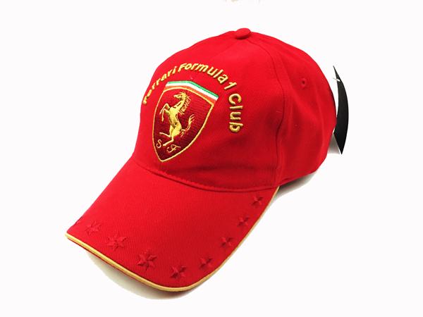 FERRARI フェラーリ F1パドッククラブ ゲスト用 SFキャップ(2006年)