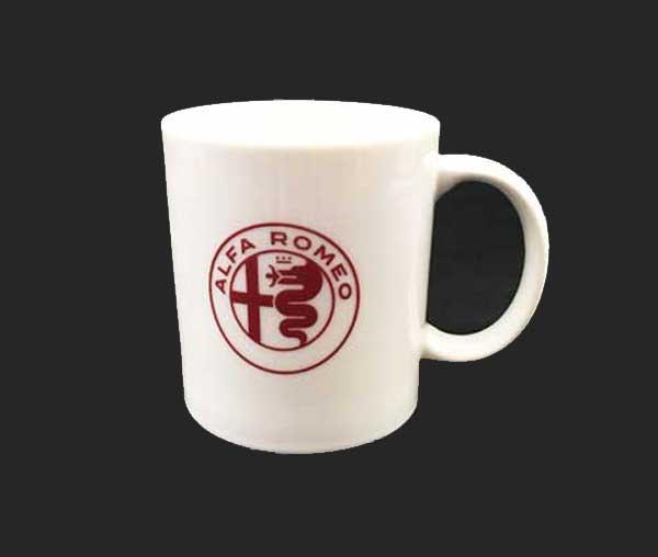 アルファロメオ ロゴマグカップ