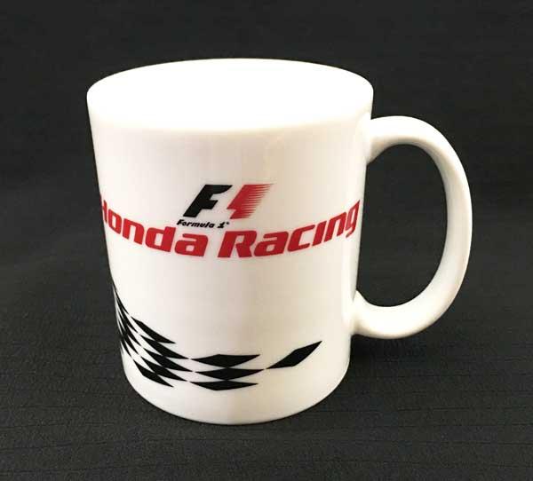 HONDA(ホンダ)F1 レーシング マグカップ