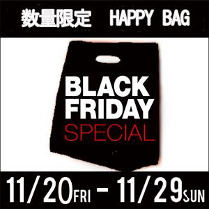 NET限定・数量限定 フェラーリ BLACK FRIDAY HAPPY BAG 3万円(税別)