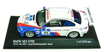 1/43 BMW M3 GTR ニュルブルックリンク 2004 No.43