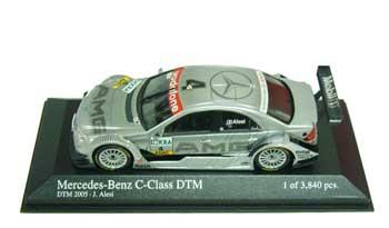 1/43 2005 DTM メルセデスベンツ Cクラス J.アレジ