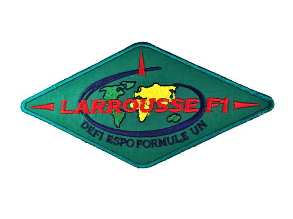 エスポ ラルース F1 1990チームワッペン