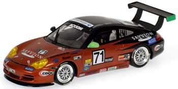 1/43 ポルシェ911 GT3カップ 2005 デイトナ NO71