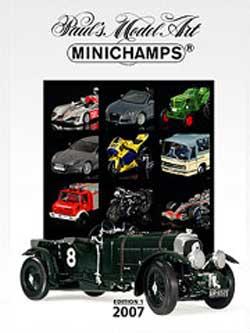 ミニチャンプス カタログ 2007 エデション1