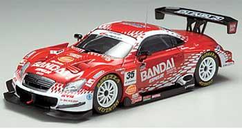 1/43 スーパーGT500 2007 バンダイ SC430 NO35