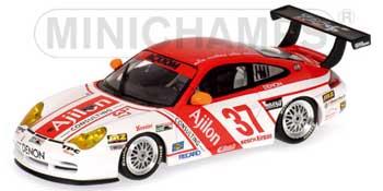 1/43 ポルシェ 911 GT3 カップカー 2005年 デイトナ  MATOS/FITZGERALD/LONGHI