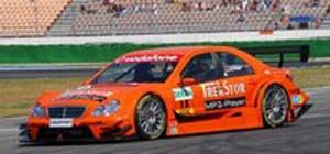 1/43 DTM メルセデス Cクラス AMG P.デラロサ