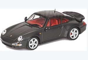 1/43 ポルシェ 911 ターボ 1995 ブラックメタリック