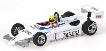 ミニチャンプス 1/43 ラルト トヨタ RT3 F3 セナ 英国F3 チャンピオン 1983