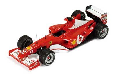 イクソ 1/43 フェラーリ F2003GA アメリカGP ウィナー シューマッハ(ノンフィギア)
