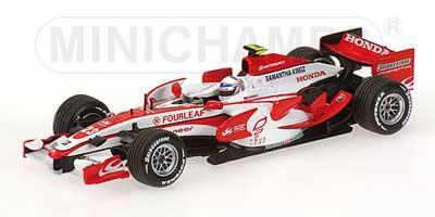 1/43 スーパーアグリ F1 SA07 デビッドソン