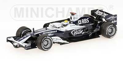 1/43 ウィリアムズ  FW30 ロズベルグ
