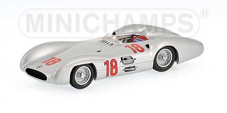 1/43 メルセデス・ベンツ W196 1954年フランスGP ウィナー ファンジオ