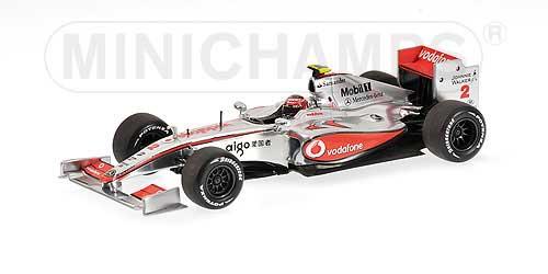 1/43 マクラーレン 2009ショーカー コバライネン