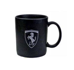 フェラーリストア限定 フェラーリ SFマグカップ マットカラー ブラック