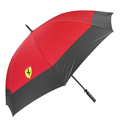 フェラーリストア限定 フェラーリ スクーデッドゴルフアンブレラ(傘)レッド TYPEB