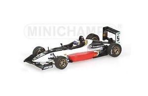 【ミニカーフェア対象】ミニチャンプス 1/43 ダラーラ F301 A.デビッドソン 2001イギリスF3チャンピオン