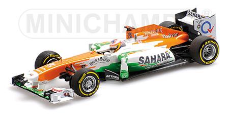 1/43 フォースインディアF1チーム 2012ショーカー ディレスタ