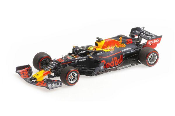 【並行輸入品】ミニチャンプス 1/43 レッドブル・ホンダ RB15 M.フェルスタッペン 2019年オーストリアGP優勝 No.33