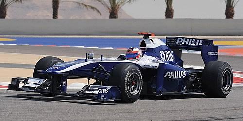 ミニチャンプス 1/43 ウィリアムズ FW32 R.バリチェロ 2010