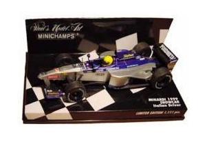 ミニチャンプス 1/43  ミナルディ 1999ショーカー L.バドエル