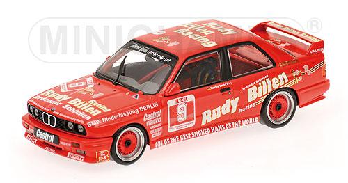 ミニチャンプス 1/43 BMW M3 DTM 1988