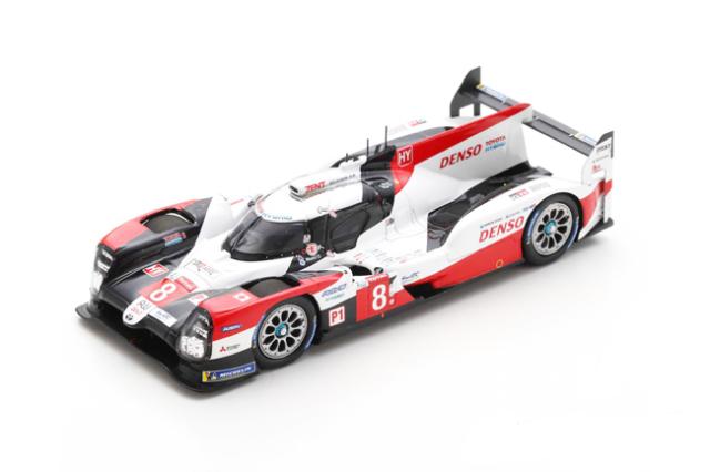 スパーク 1/43 トヨタ TS050-Hybrid 2020年ルマン24時間レース優勝 No.8 S.ブエミ-B.ハートレー-中嶋一貴