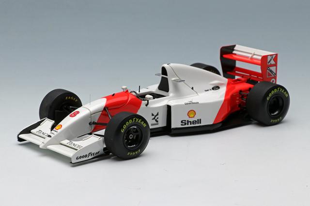 【2018/03発売予定ご予約商品】EIDOLON FORMULA(アイドロン フォーミュラ) 1/43 マクラーレン フォード MP4/8 日本GP 1993