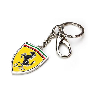 フェラーリ メタルキーホルダー