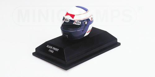 ミニチャンプス 1/8 BELL ヘルメット A.プロスト 1986