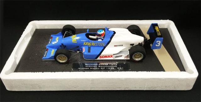 ミニチャンプス 1/18 レイナード スピース F903 M.シューマッハー マカオGP 1990 ウィナー