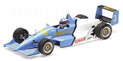 ミニチャンプス 1/43 レイナード スピース F903 M.シューマッハ インターナショナルF3リーグ 富士スピードウェイ 1990年初代ウィナー
