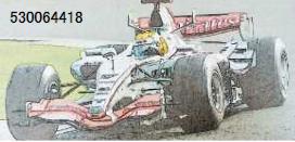 【2021年6月以降順次発売予定ご予約商品3/7締切】ミニチャンプス 530064418 1/18 マクラーレン メルセデス MP4/21 L.ハミルトン F1 テストシルバーストーン 2006 予価:税込¥26400